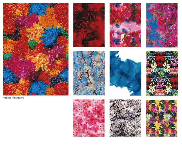 Japan Creators textile Mika Ninagawa