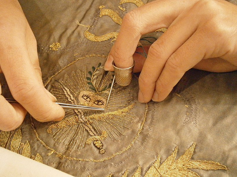 Sevilian Embroideries