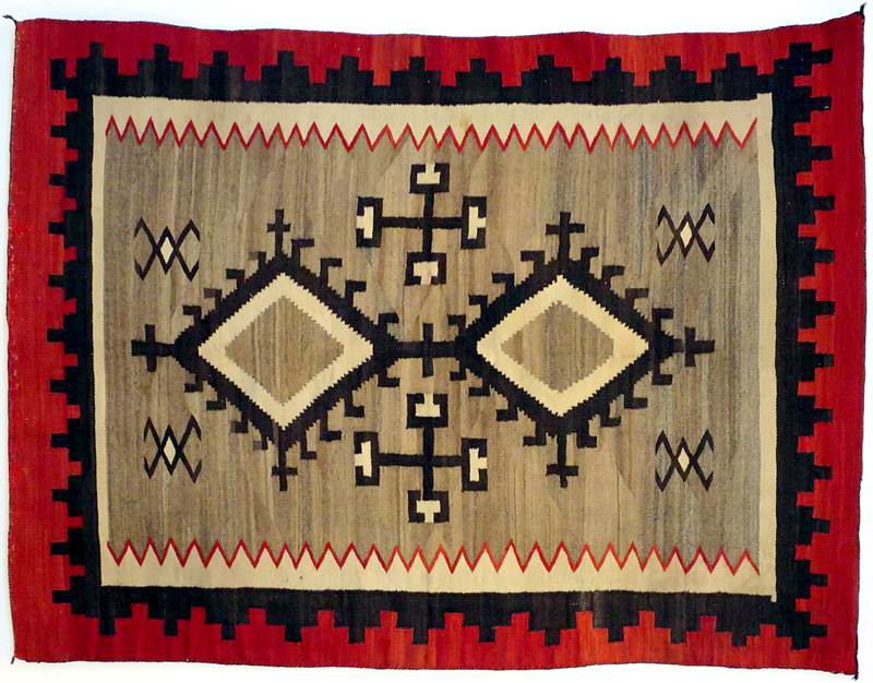 Navajo_blanket_or_rug,_Honolulu_Museum_of_Art,_4420.1