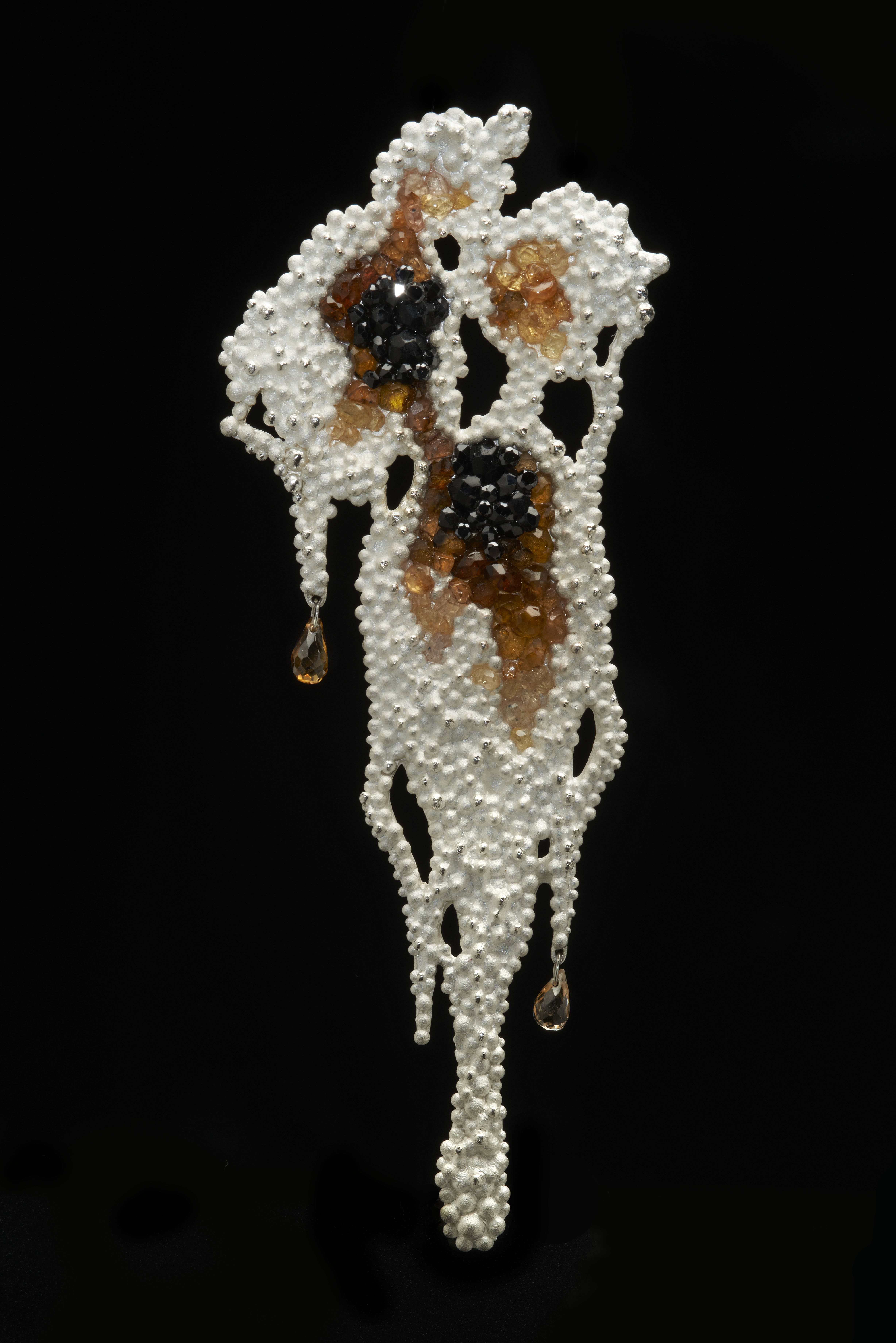 Heaven Sent brooch by Frances Wadsworth-Jones