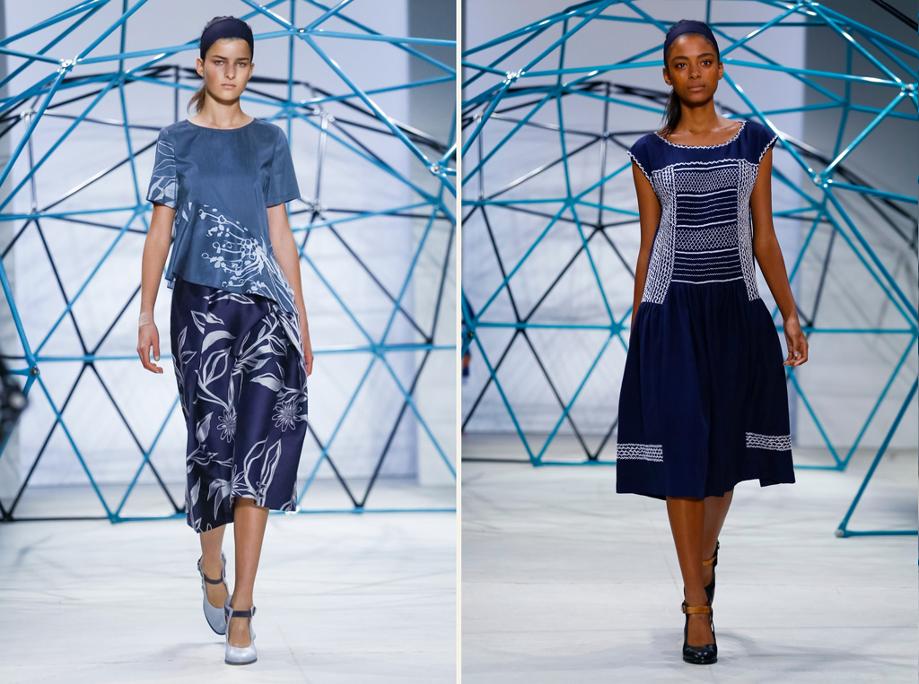 Suno Fashion Show, Ready to Wear Collection Spring Summer 2016 in New York