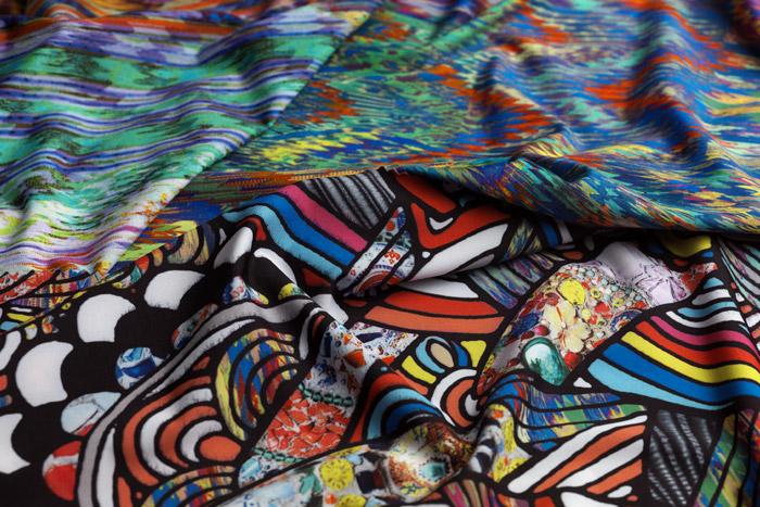 Miroglio Printed Fabrics: Dream