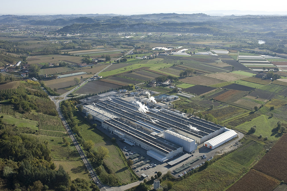 Govone plant fabrics- Miroglio Textile