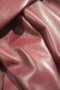 Soft, light and shiny calfskin from Conceria Margio