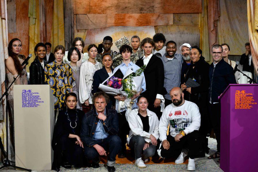 Christoph Rumpf Grand Prix Spécial du Jury Première Vision FIAMH 2019 Hyères, France