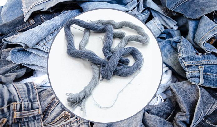 eco-responsible jeans - 1083