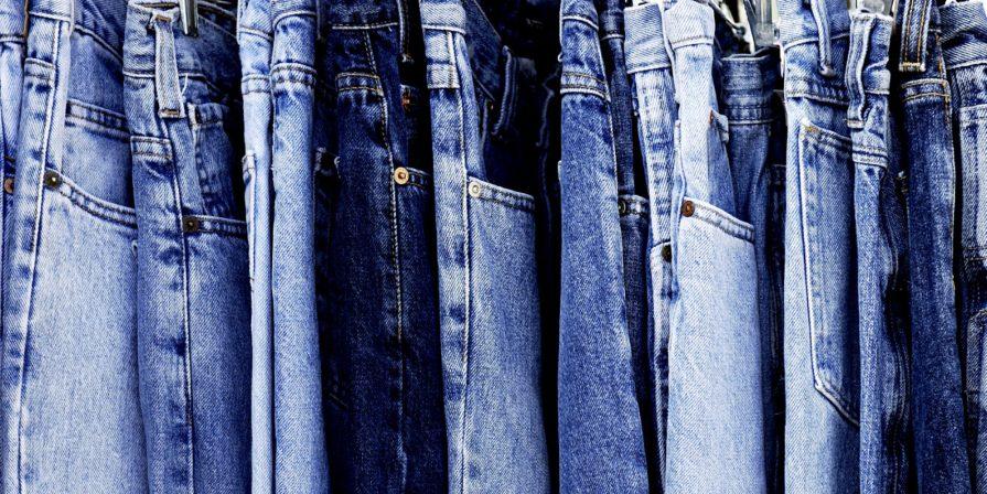 eco-responsible jeans